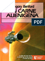 En Carne Alienígena - Gregory Benford