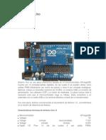 Placa Arduino Uno Fresadora