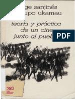 Sanjines Jorge Teoria y Practica de Un Cine Junto Al Pueblo