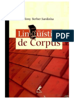 Berber Sardinha 2004 Linguistica de Corpus