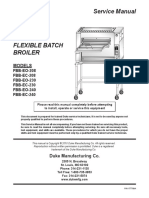 Manual Broiler Duke