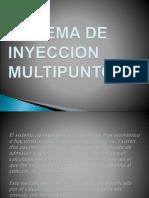 Sistema de Inyeccion Multipunto