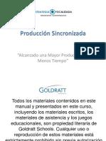 Material Ejemplo Producción Sincronizada