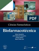 Biofarmacotécnica - Ciências Farmacêuticas