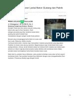 Jasa Floor Hardener Lantai Beton Gudang dan Pabrik Terbaik—☎ 0821 1372 4737