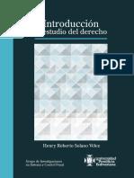 Introducción Al Estudio Del Derecho-Venezuela