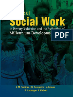 The Role of Social Work in Poverty Reduction and the Realisation of the MDGs in Uganda