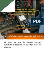Presentación de la tesis sobre calidad de la energía