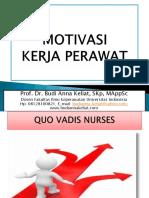 Customer Care in Operating Theatr - Prof.dr. Budi Anna Keliat, Mappsc