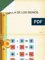 Matematicas - Power Point 1 - 8 Basico