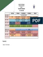 Teacher's Program (2)