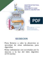 secrecion 2016