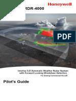 Kupdf.com Honeywell Rdr 4000 Weather Radar Pilot39s Handbook