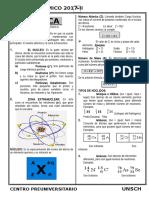 2° Estructura Atómica