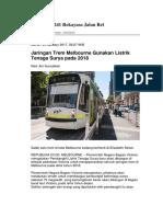 15013013 - Jaringan Trem Melbourne Gunakan Listrik Tenaga Surya pada 2018.docx