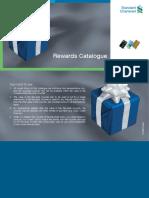 Standard Chartered Bank Reward Catalogue