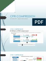 4G Huawei - CPRI Compression
