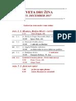 53 Sveta družina 31. 12. 2017