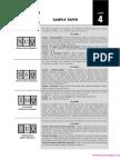 SOF Sample Paper Class 4