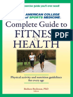 American College of Sports Medicine-ACSM's Complete Guide to Fitness & Health-Human Kinetics (2011)