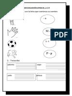 Guía Repaso Letras m p l s