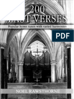 Hymn Altered Harmonizations Descants Last Verse