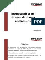 Sistemas de Alarmas Electronic As