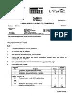 Aue2602 Short Questions