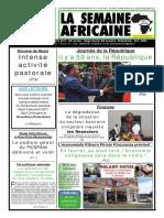 la semaine africaine n°3747