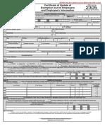 Bir Form 2305 Etis-1 Only