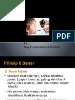 Prinsip Pemberian Obat Pert.2