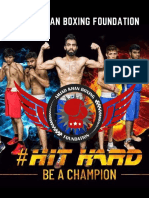 Brochure - Amjad Khan Boxing Foundation