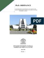 Phd Brosure