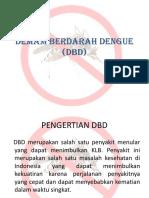 Demam Berdarah Dengue Dbd