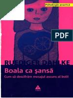 Ruediger Dahtke - Boala ca sansa cum sa descifram mesajul ascuns al bolii.pdf