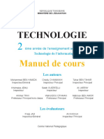 2A Info Livre de Cours