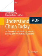 (Understanding China) Silvio Beretta, Axel Berkofsky, Lihong Zhang (Eds.)-Understanding China Today_ an Exploration of Politics, Economics, Society, And International Relations-Springer International