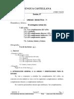 _8ª Sesión Lengua Española