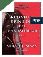 Sarah J. Maas - Regatul Spinilor si al Trandafirilor.pdf