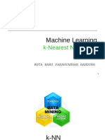 Training Machine Learning KNN 2017