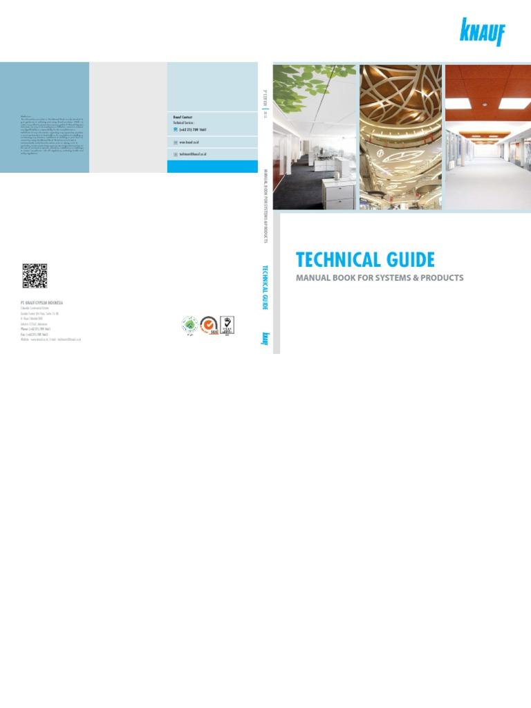 full tech guide 2013 small size en drywall building technology rh scribd com O&M Manuals Template O&M Manual VA