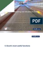 Key Functions in Excel