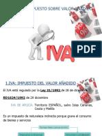 TEMA 5 EL IVA