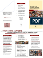 HarZionAnnual Campaign Brochure FINAL