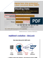 SAP bioLock demo