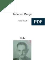 Tadeusz Margul