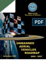 111759main DoD UAV Roadmap 2003