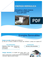 Tema 6 - Energia Hidraulica