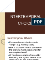 Intertemporal Choice _ Class Lecture_remodified.ppt