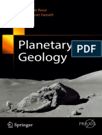 (Astronomy and Planetary Sciences) Angelo Pio Rossi, Stephan Van Gasselt (Eds.)-Planetary Geology-Springer International Publishing (2018)